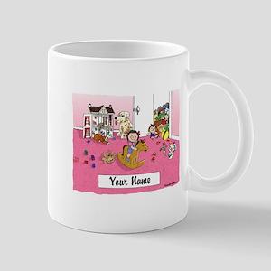 Little Girls Room Mugs