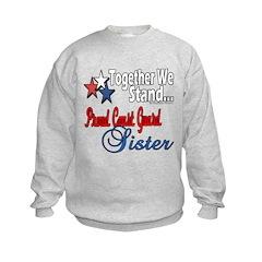 Coast Guard Sister Sweatshirt