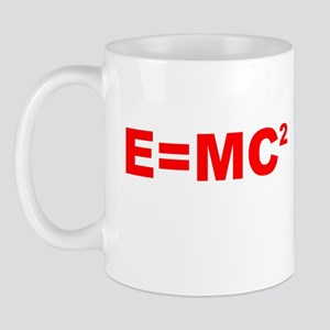 ALBERT EINSTEIN SHIRTS THEORY Mug