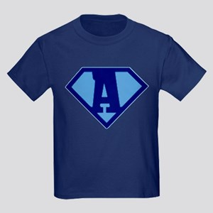 Super Hero Letter A T-Shirt