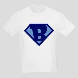 Super Hero Letter B T-Shirt
