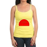 Red Brown Coffee Tank Top
