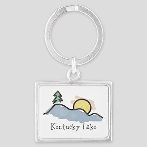 Lake Sunset Keychains