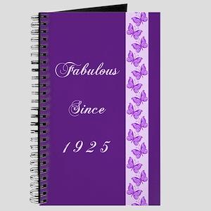 Fabulous Since 1925 Journal
