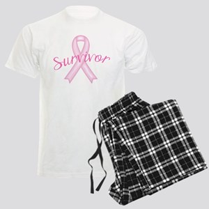 Breast Cancer Awareness Survivor Pajamas