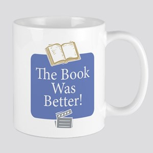 Book was better - Mug