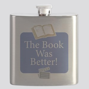 Book was better - Flask