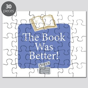 Book was better - Puzzle