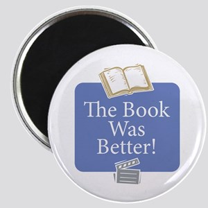 Book was better - Magnet
