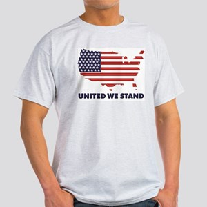 United We Stand Ash T Shirt