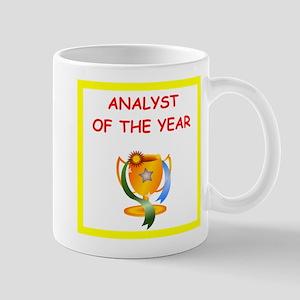 analyst Mugs