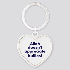 Allah is Sure About This Keychains