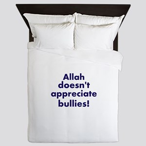 Allah is Sure About This Queen Duvet