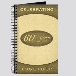 60th Wedding Anniversary Journal