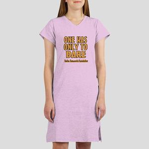 Do You Dare Women's Nightshirt