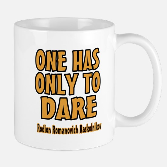 Do You Dare Mug