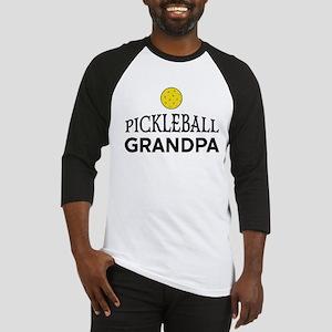 Pickleball Grandpa Baseball Jersey
