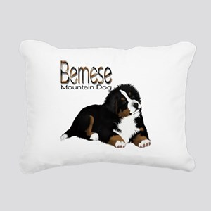 MadDog PupT Rectangular Canvas Pillow