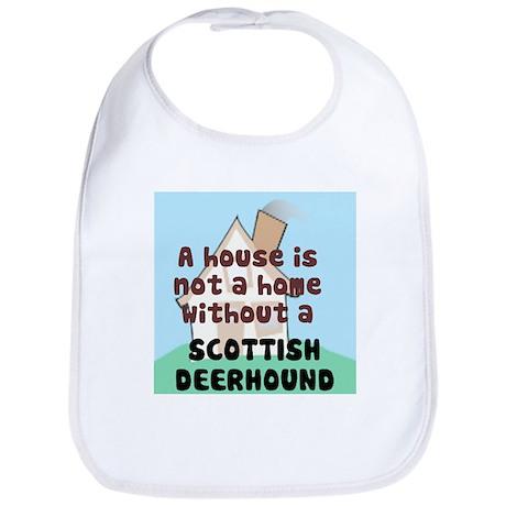 Deerhound Home Bib