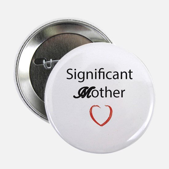 """Mothers Love 2.25"""" Button"""