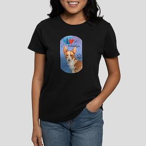 Portuguese Podengo Women's Dark T-Shirt