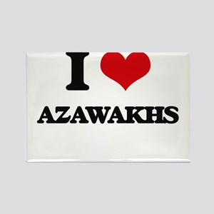 I love Azawakhs Magnets