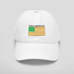 Irish American Flag 3 Cap