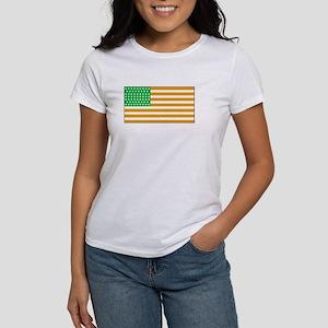 Irish American Flag 2 T-Shirt