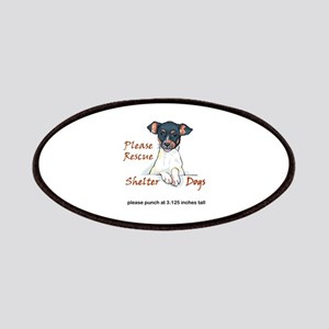 SHELTER DOGS Patches