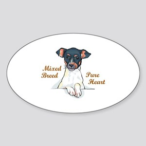 MIXED BREED Sticker
