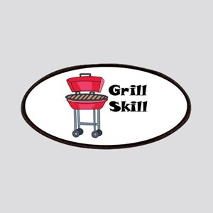 Grill Skill Patches