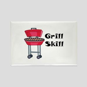 Grill Skill Magnets