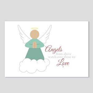 Angels From Above Postcards (Package of 8)