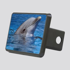 Dolphin Rectangular Hitch Cover