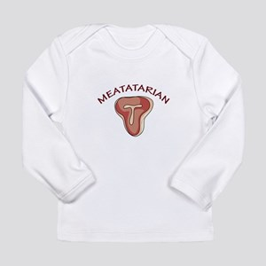 Meatatarian Long Sleeve T-Shirt