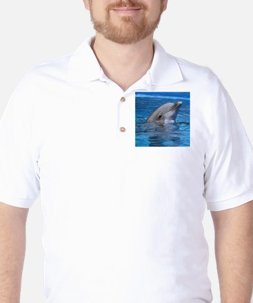 Dolphin Golf Shirt