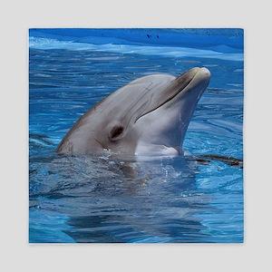 Dolphin Queen Duvet