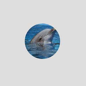 Dolphin Mini Button