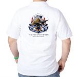Utah Space Command Golf Shirt