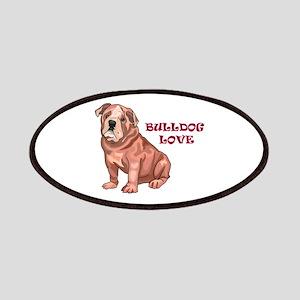 BULLDOG LOVE Patches