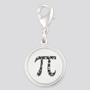 Floral Pi Charms