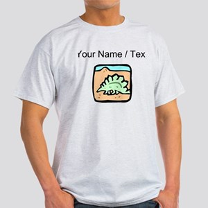 Custom Stegosaurus T-Shirt