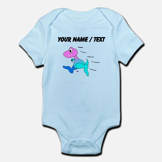 Custom Dinosaur Running Body Suit