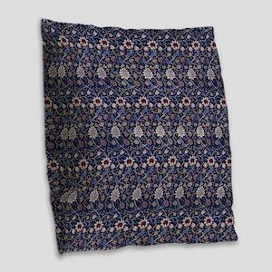 William Morris Evenlode Burlap Throw Pillow