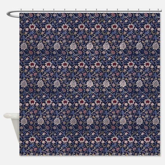William Morris Evenlode Shower Curtain