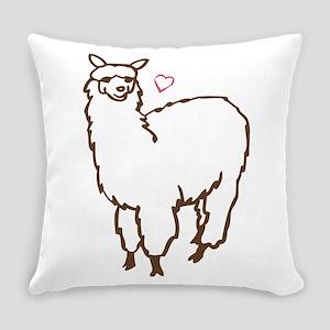 Cute Alpaca Master Pillow