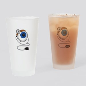 OPTOMITRIST EYE Drinking Glass