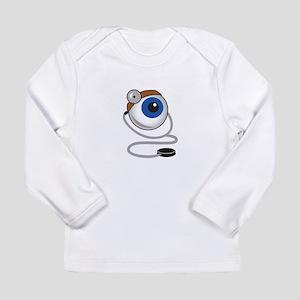 OPTOMITRIST EYE Long Sleeve T-Shirt