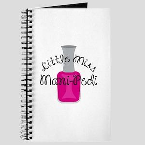 MISS MANI PEDI Journal