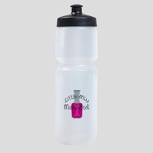MISS MANI PEDI Sports Bottle